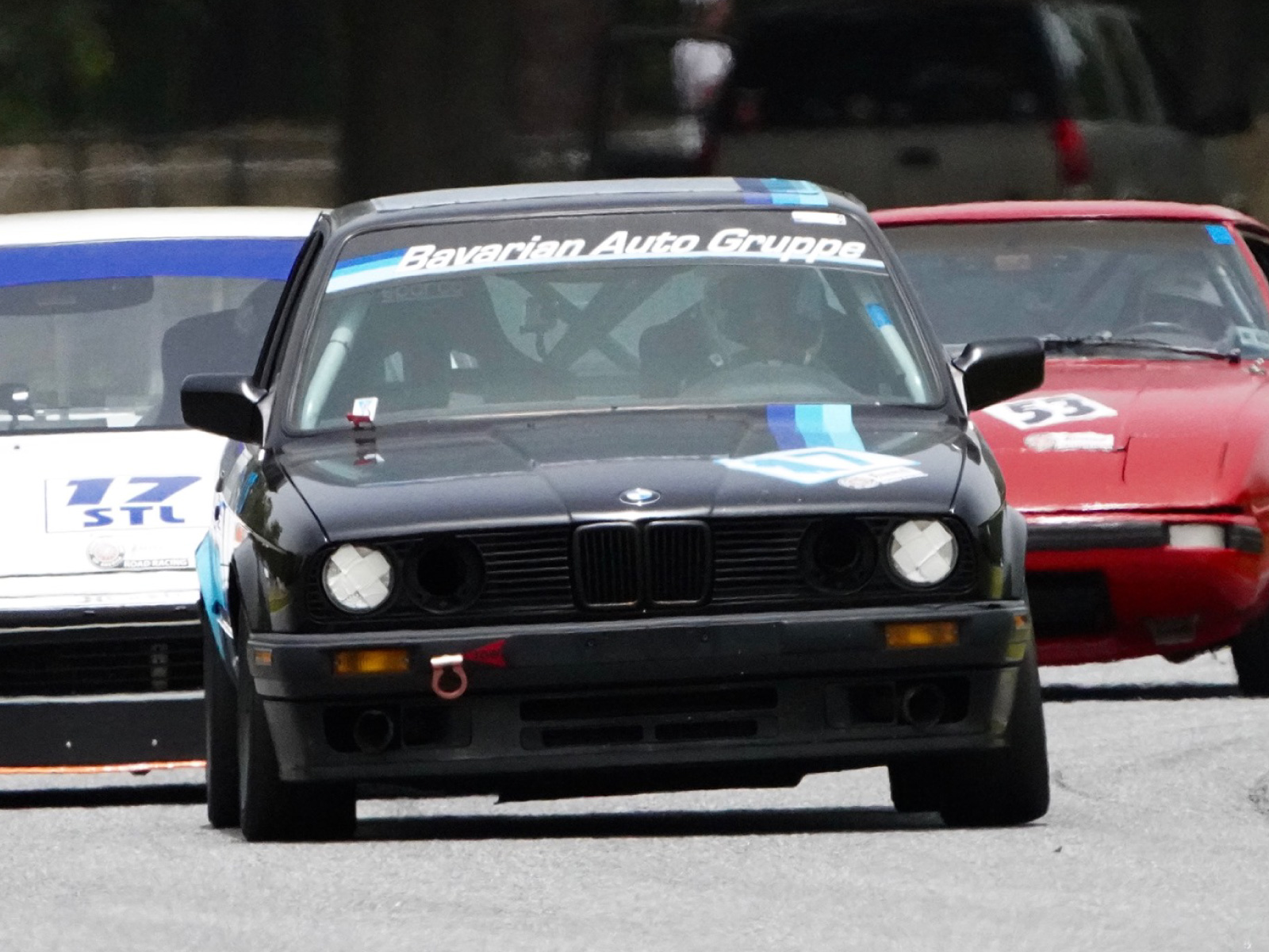 Road Racing with the Buccaneer Region of the SCCA